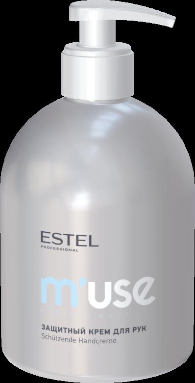 Купить ESTEL PROFESSIONAL Крем защитный для рук / M'USE 475 мл