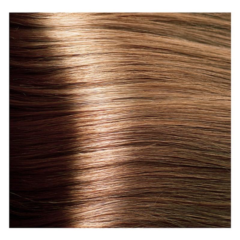 KAPOUS 7.33 крем-краска для волос / Hyaluronic acid 100мл