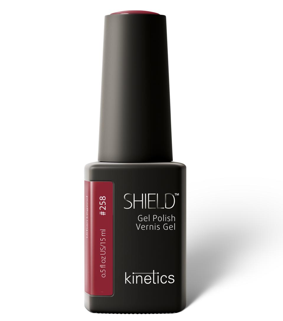KINETICS 258N гель-лак для ногтей / SHIELD 15 мл