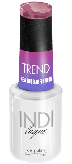 Купить RuNail 5019 гель-лак для ногтей / INDI laque Trend 9 мл, Красные