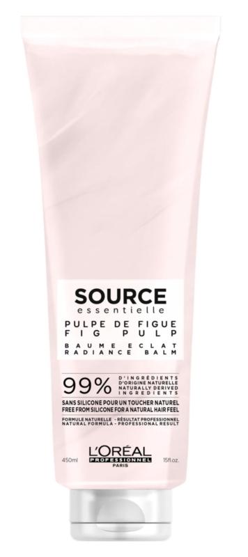 Купить LOREAL PROFESSIONNEL Маска увлажняющая для окрашенных волос / La Source RADIANCE CATAPLASM BALM 450 мл