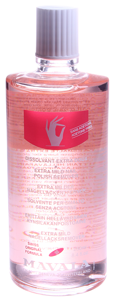 MAVALA Жидкость для снятия лака профессиональная Розовая / Pink 250мл~ от proficosmetics.ru
