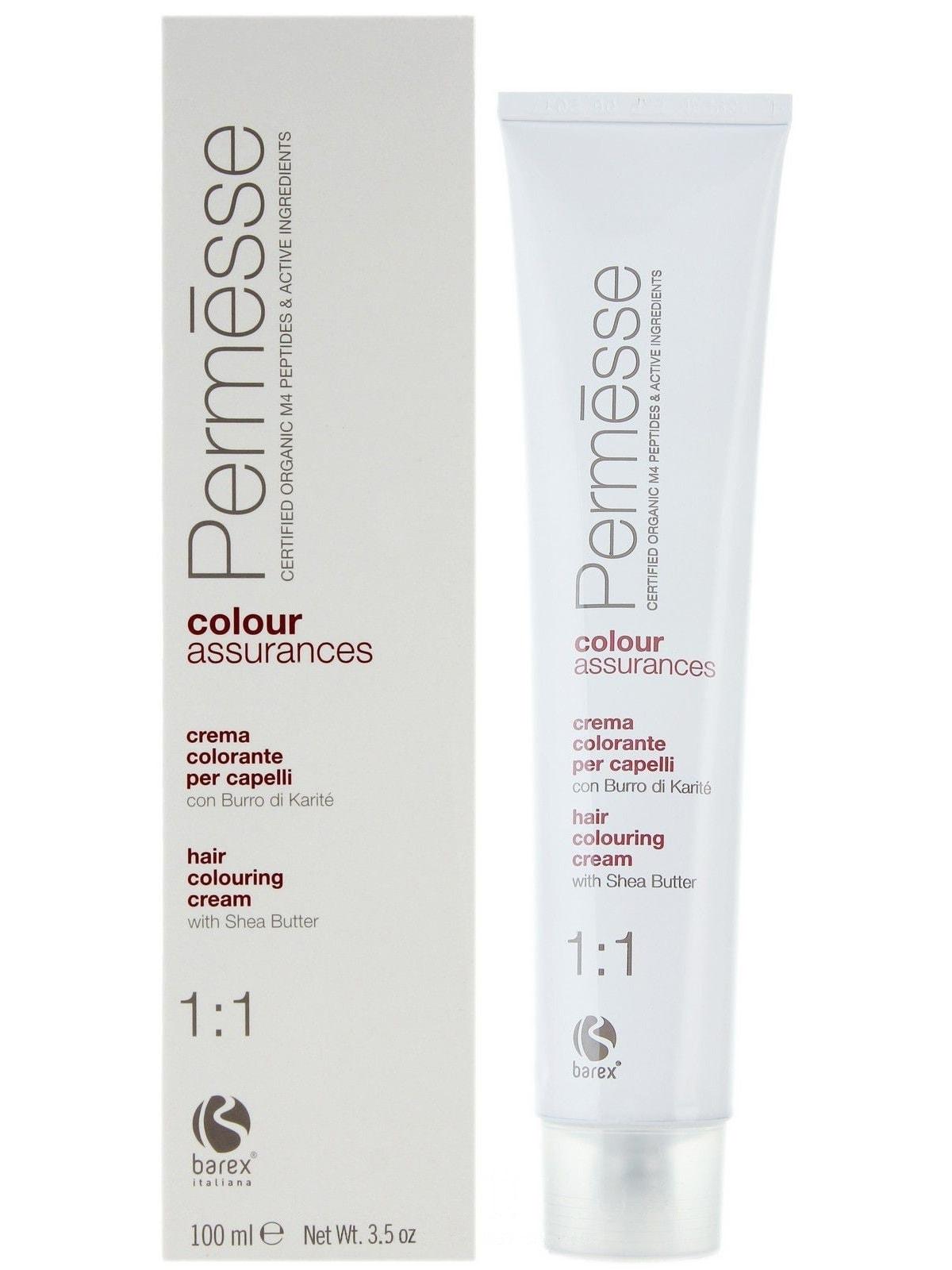 BAREX 7.73 краска для волос / PERMESSE 100мл barex 10 3 краска для волос permesse 100мл