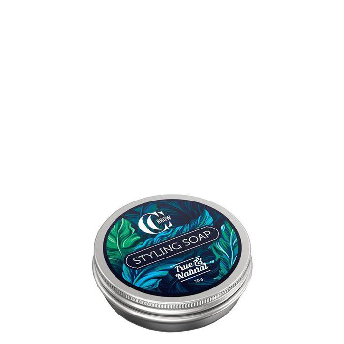 Купить LUCAS' COSMETICS Мыло для укладки бровей со щеточкой / Styling Soap True&Natural CC Brow 35 г