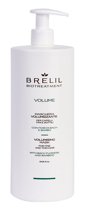 Купить BRELIL professional Маска для создания объема / BIOTREATMENT Volume 1000 мл