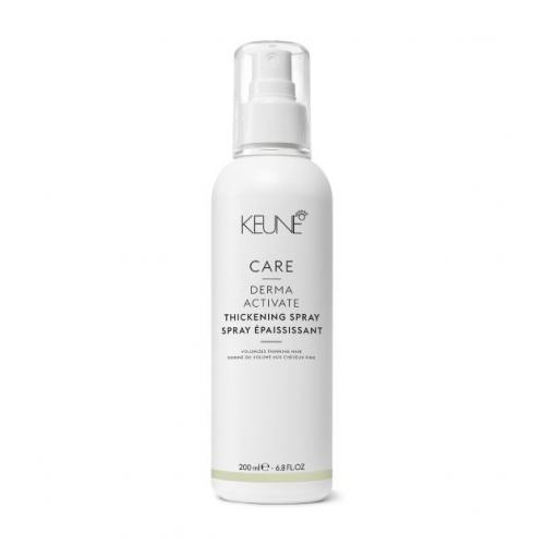 KEUNE Спрей укрепляющий против выпадения волос / CARE Derma Activate Thickening Spray 200 мл - Спреи