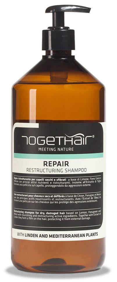 Купить TOGETHAIR Шампунь восстанавливающий для ломких и поврежденных волос / Repair Shampoo restructuring 1000 мл