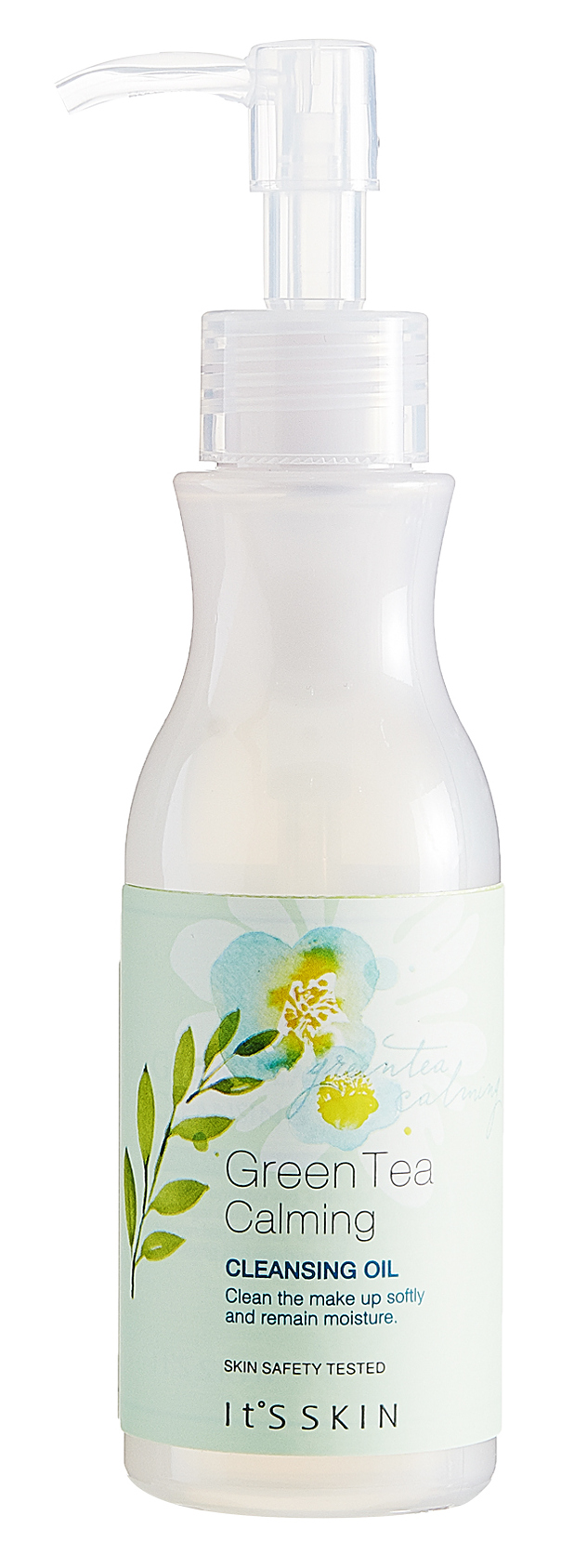 It'S SKIN Масло гидрофильное успокаивающее Грин Ти / Green Tea Calming Cleansing Oil 145 мл