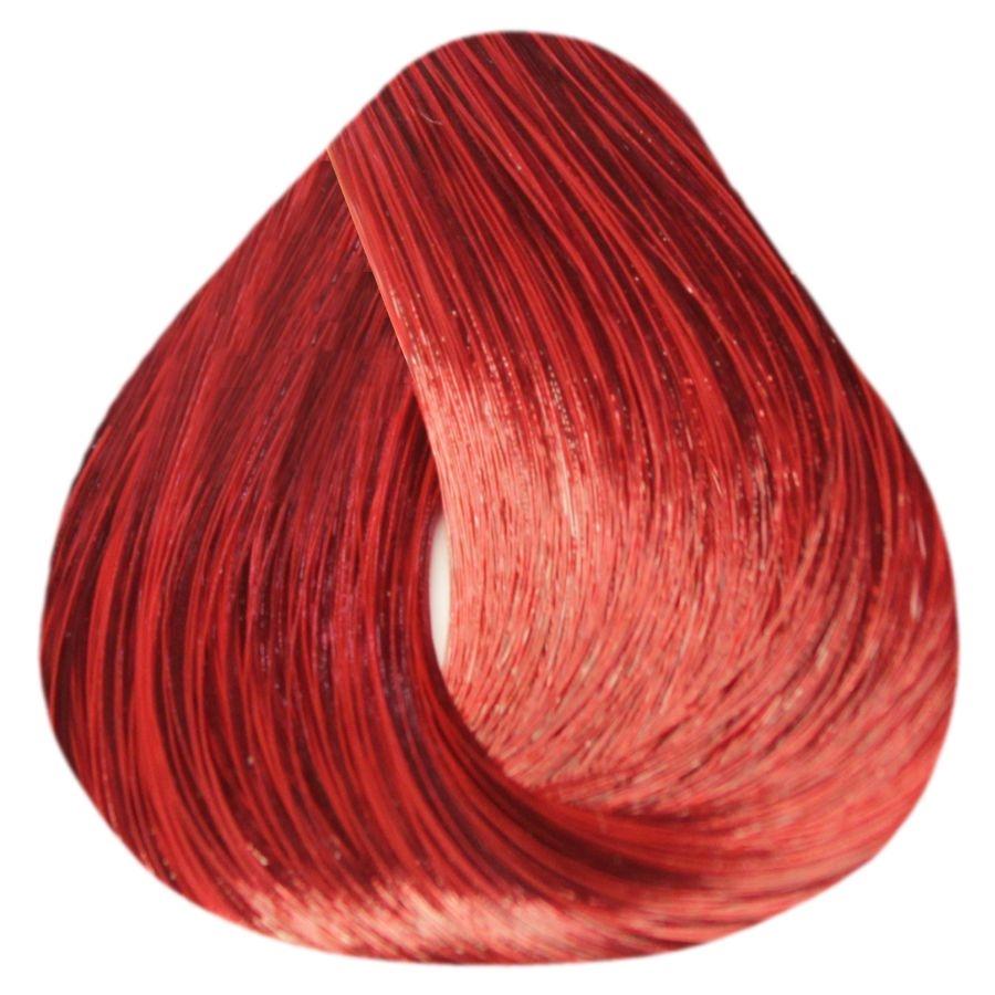 ESTEL PROFESSIONAL 77/55 краска д/волос / DE LUXE SENSE Extra Red 60млКраски<br>77/55 русый красный интенсивный Разнообразие палитры оттенков SENSE DE LUXE позволяет играть и варьировать цветом, усиливая естественную красоту волос, создавать яркие оттенки. Волосы приобретут великолепный блеск, мягкость и шелковистость. Новые возможности для мастера, истинное наслаждение для вашего клиента. Полуперманентная крем-краска для волос не содержит аммиак. Окрашивает волосы тон в тон. Придает глубину натуральному цвету волос, насыщает их блеском и сиянием. Выравнивает цвет волос по всей длине. Легко смешивается, обладает мягкой, эластичной консистенцией и приятным запахом, экономична в использовании. Масло авокадо, пантенол и экстракт оливы обеспечивают глубокое питание и увлажнение, кератиновый комплекс восстанавливает структуру и природную эластичность волос, сохраняет естественный гидробаланс кожи головы. Палитра цветов: 68 тонов. Цифровое обозначение тонов в палитре: Х/хх   первая цифра   уровень глубины тона х/Хх   вторая цифра   основной цветовой нюанс х/хХ   третья цифра   дополнительный цветовой нюанс Рекомендуемый расход крем-краски для волос средней густоты и длиной до 15 см   60 г (туба). Способ применения: ОКРАШИВАНИЕ Рекомендуемые соотношения Для темных оттенков 1-7 уровней и тонов EXTRA RED: 1 часть крем-краски SENSE DE LUXE + 2 части 3% оксигента DE LUXE Для светлых оттенков 8-10 уровней: 1 часть крем-краски ESTEL SENSE DE LUXE + 2 части 1,5% активатора DE LUXE. КОРРЕКТОРЫ /CORRECTOR/ 0/00N   /Нейтральный/ бесцветный безамиачный крем. Применяется для получения промежуточных оттенков по цветовому ряду. 0/66, 0/55, 0/44, 0/33, 0/22, 0/11   цветные корректоры. С помощью цветных корректоров можно усилить яркость, интенсивность цвета, или нейтрализовать нежелательный цветовой нюанс. Рекомендуемое количество корректоров: 1 г = 2 см На 30 г крем-краски (оттенки основной палитры): 10/Х   1-2 см 9/Х   2-3 см 8/Х   3-4 см 7/Х   4-5 см 6/Х   5-6 см 5/Х   6-7 см 4/Х   7-8