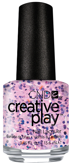 CND 470 лак для ногтей / Flash-Ion Forward Creative Play 13,6 мл