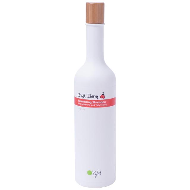 O'RIGHT Шампунь для объема тонких, слабых волос Ягода годжи / Goji Berry Volumizing Shampoo 400 мл -  Шампуни
