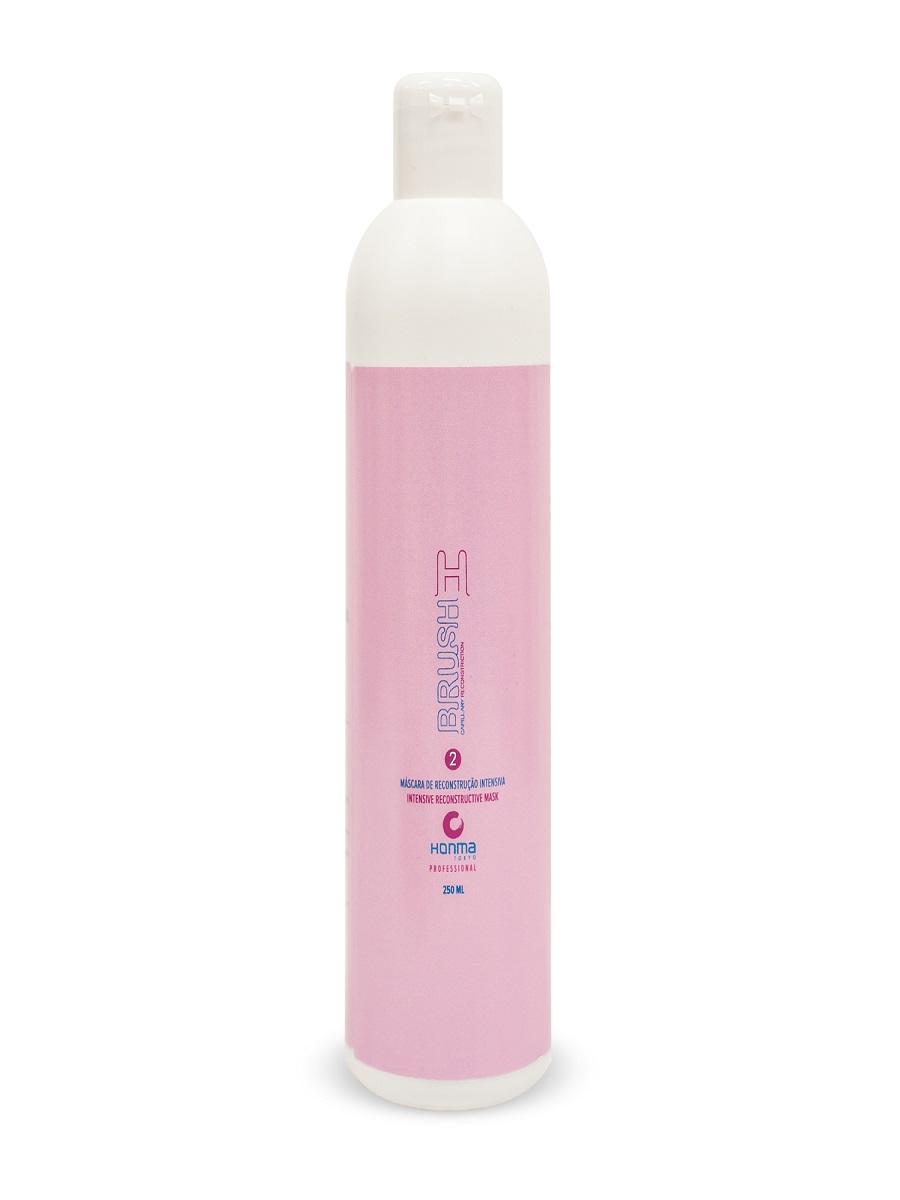 HONMA TOKYO Ботокс для волос, термо-реконструктор для восстановления и разглаживания волос / H-brush Botox Capilar 250 мл - Ботокс