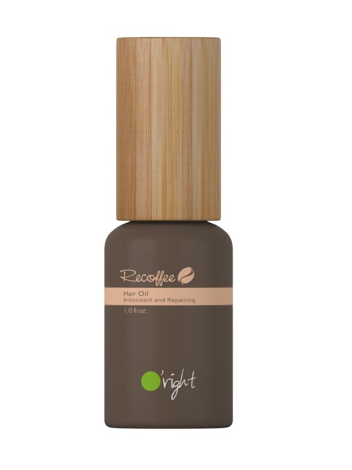 Купить O'RIGHT Масло для волос / Recoffee Hair Oil 30 мл