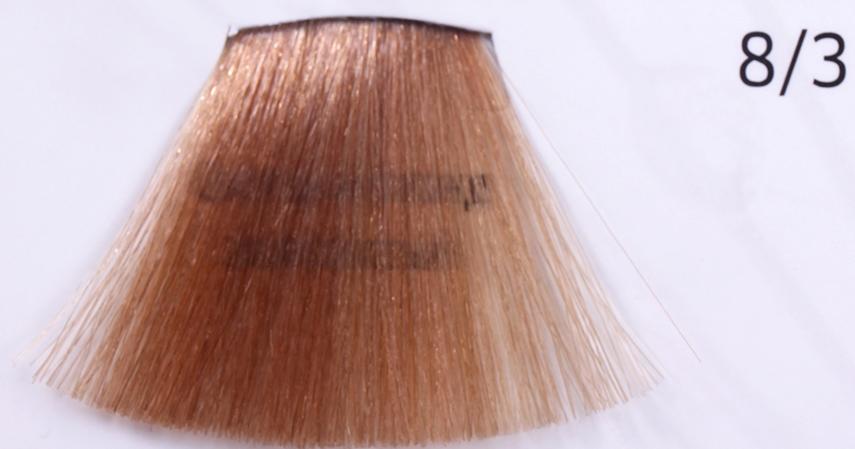 WELLA 8/3 светлый блонд золотистый краска д/волос / Koleston Perfect Innosense 60мл