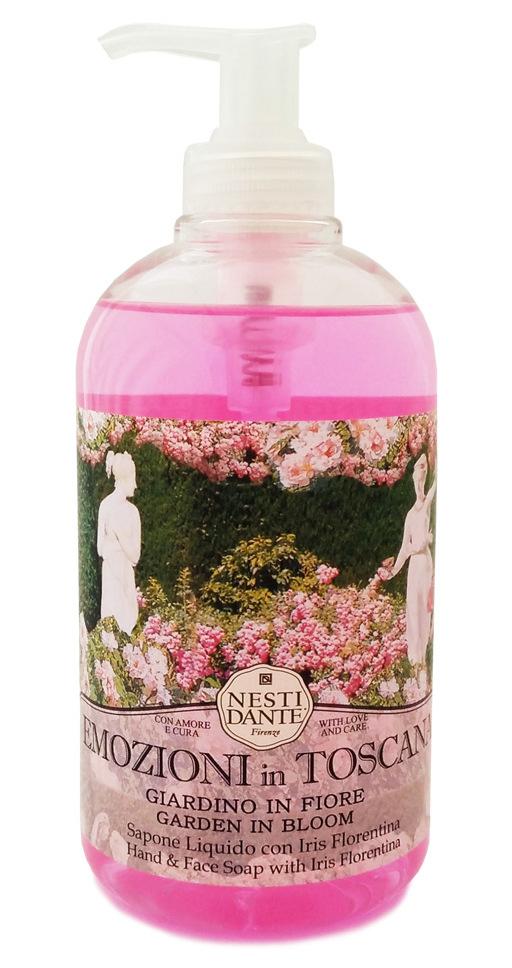 Купить NESTI DANTE Мыло жидкое Цветущий сад 500 мл