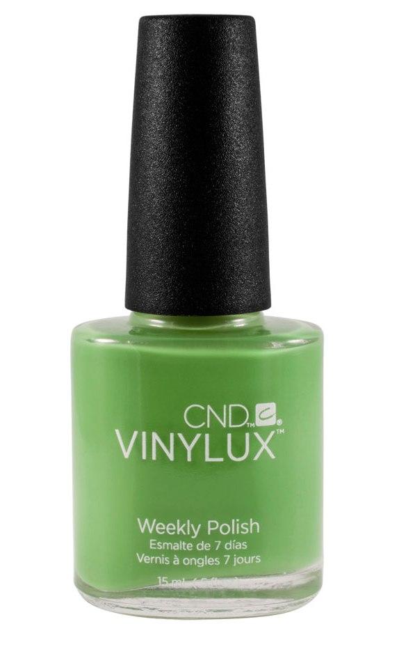 CND 170 лак недельный для ногтей Lush Tropics / VINYLUX 15мл
