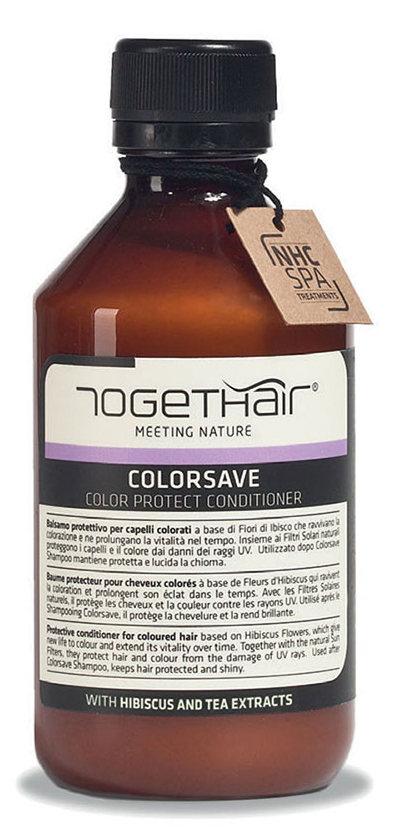 Купить TOGETHAIR Кондиционер для защиты цвета окрашенных волос / Colorsave Conditioner color protect 250 мл