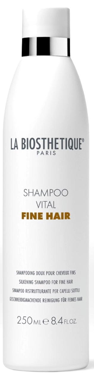 LA BIOSTHETIQUE Шампунь укрепляющий для тонких поврежденных волос / Shampoo Vital Fine Hair 250 мл