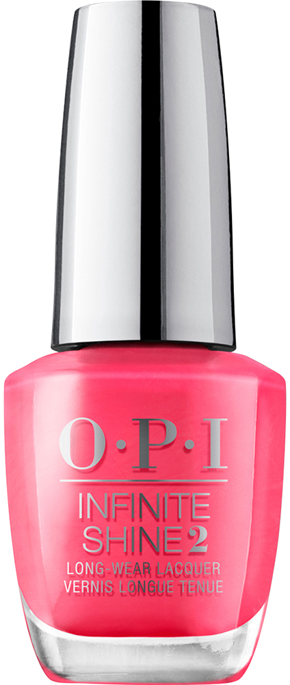 OPI Лак для ногтей / Strawberry Margarita Infinite Shine 15 мл фото