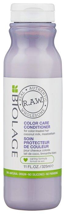 BIOLAGE Кондиционер с кокосовым молочком и луговыми травами для окрашенных волос / BIOLAGE R.A.W. COLOR CARE 325 мл.