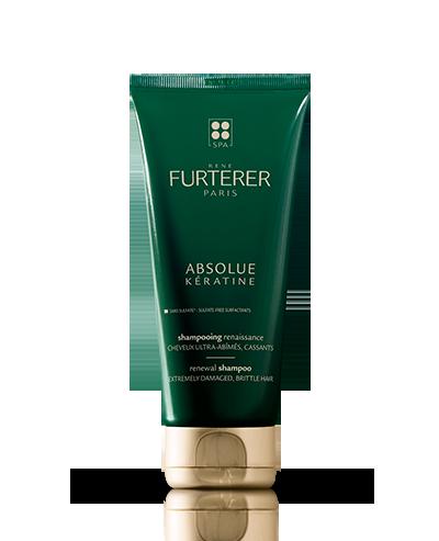 RENE FURTERER Шампунь восстанавливающий для экстремально поврежденных, ломких волос / Absolue Keratine 200мл