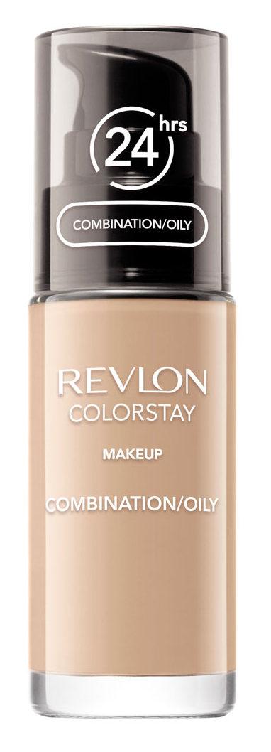 REVLON Крем тональный для комбинированной  жирной кожи 220 / Colorstay Makeup For Combination-Oily Skin Natural beige