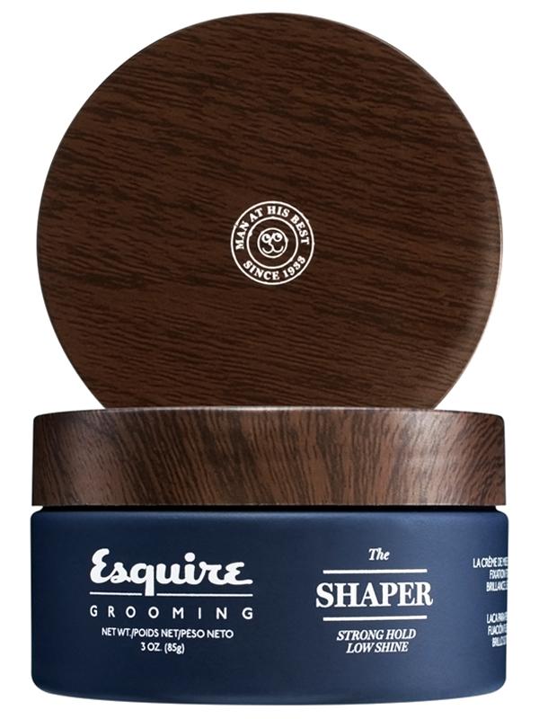 Купить со скидкой CHI Крем-воск для волос сильной степени фиксации, полуматовый эффект / ESQUIRE GROOMING 85 г