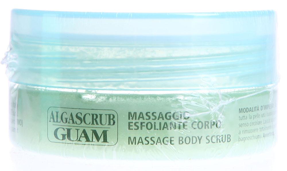 GUAM Скраб увлажняющий для тела / ALGASCRUB 85гр