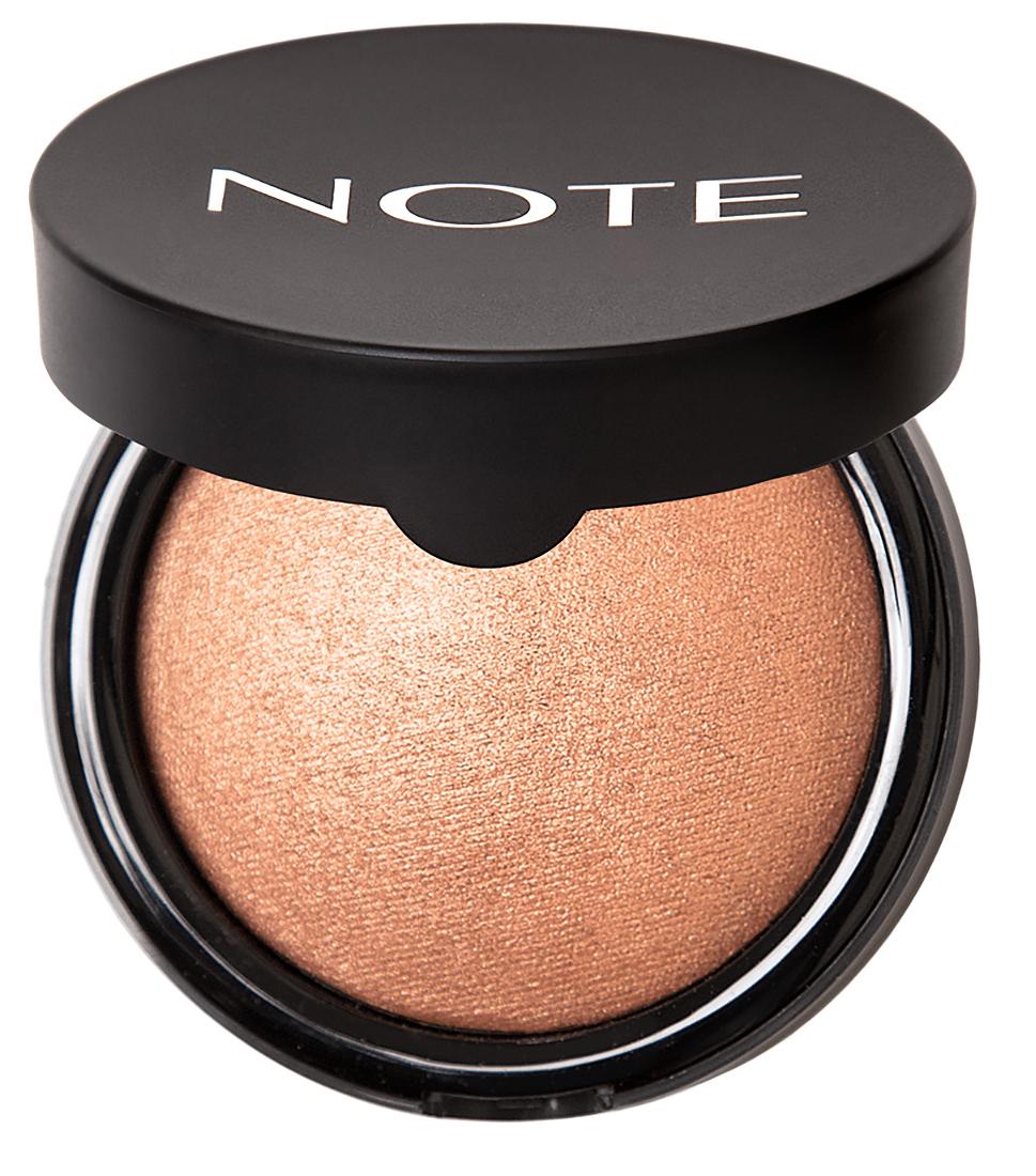 Купить NOTE Cosmetics Пудра терракотовая для лица 02 / TERRACOTTA POWDER 10 г