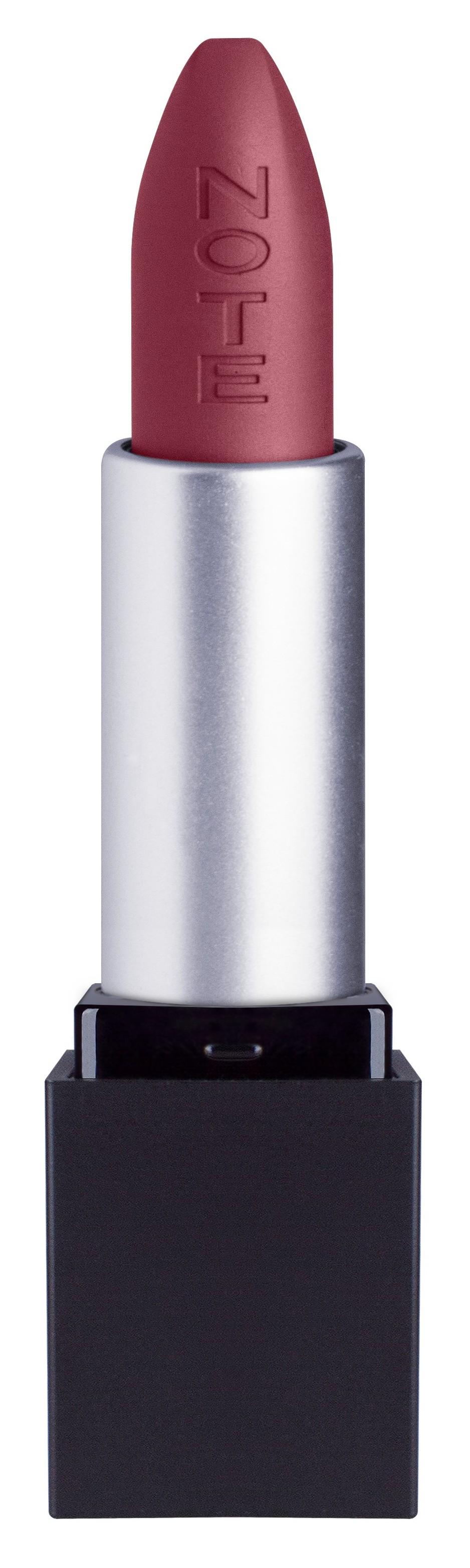 Купить NOTE Cosmetics Помада стойкая матовая для губ 08 / MATTEVER LIPSTICK 4, 5 г