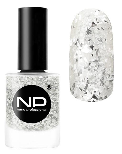 NANO PROFESSIONAL P-1202 лак для ногтей, мыльные пузыри 15 мл