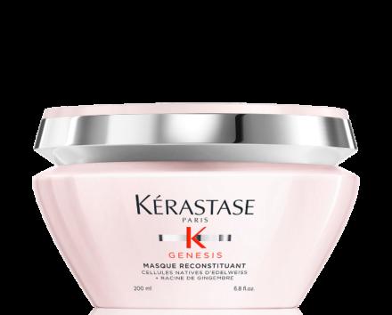 Купить KERASTASE Маска укрепляющая для ослабленных и склонных к выпадению волос Реконституант / ДЖЕНЕЗИС 200 мл
