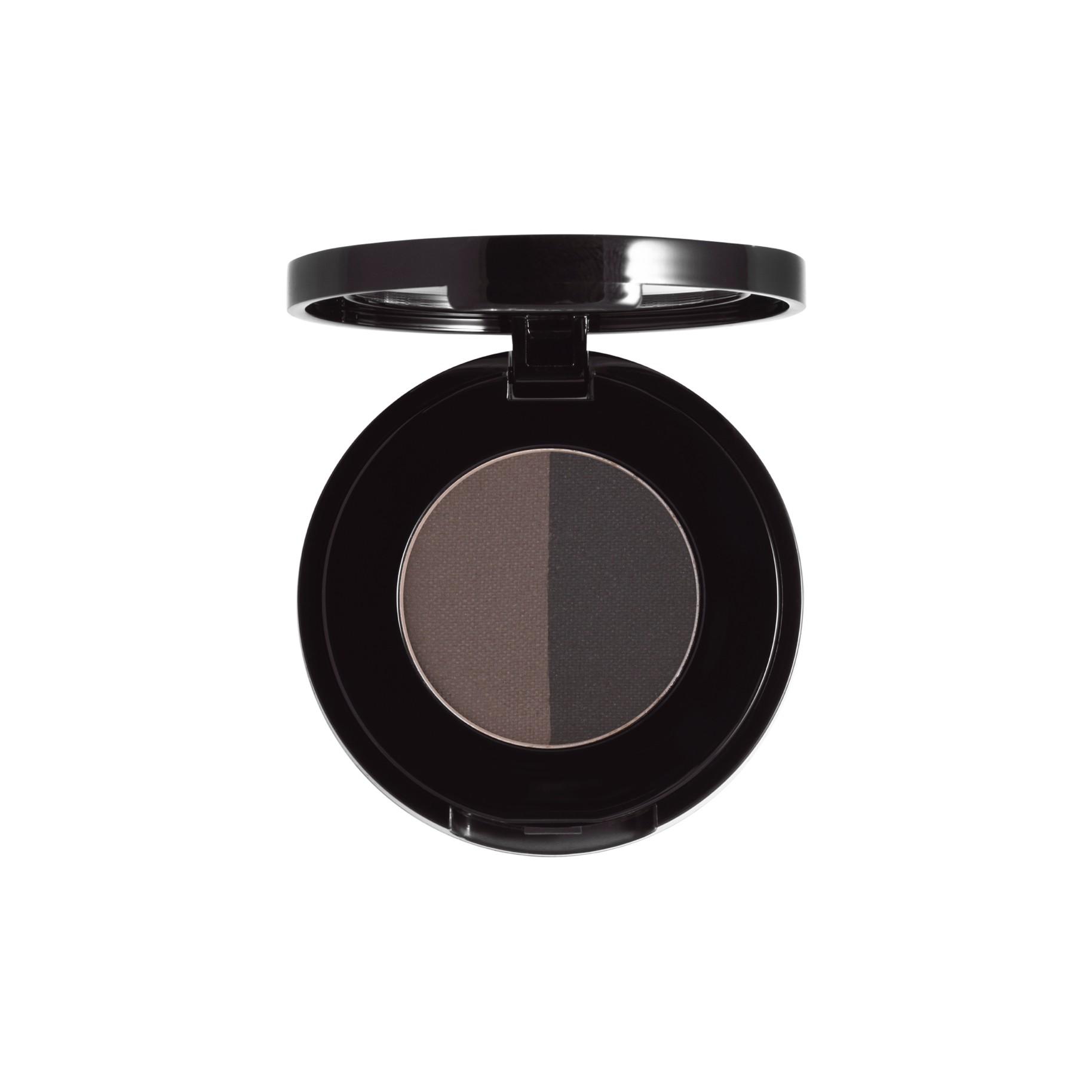 ANASTASIA BEVERLY HILLS Тени двойные для бровей Granite / Brow Powder Duo 1,60грТени<br>Создайте эффект красивых и натуральных бровей с бестселлером Brow Powder Duo. Легкие и практически невесомые, они разработаны специально для создания естественных оттенков и идеальной формы. Активные ингредиенты: TALC, BORON NITRIDE, NYLON-12, ETHYLHEXYL PALMITATE, MAGNESIUM MYRISTATE, ZINC STEARATE, SILICA, METHICONE, SODIUM DEHYDROACETATE, ASCORBYL PALMITATE, TOCOPHEROL, METHYLPARABEN, PROPYLPARABEN, BUTYLPARABEN, MAY CONTAIN/PEUT CONTENIR: IRON OXIDES (CI 77499, CI 77492, CI 77491), TITANIUM DIOXIDE (CI 77891), ULTRAMARINES (CI 77007) &amp;lt;8902R1&amp;gt;. Способ применения: нанесите продукт двухсторонней кистью  10 или мини-кистью  7 короткими штрихами вдоль линиии роста волос. Темный оттенок - на кончик бровей, а светлый - ближе к переносице. Растушуйте до получения равномерного перехода.<br>