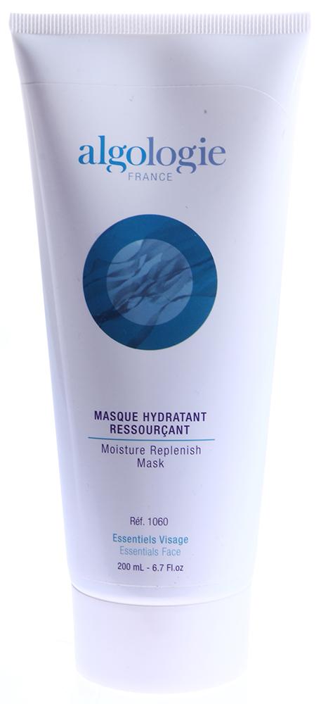 ALGOLOGIE Крем-маска увлажняющая 200млМаски<br>Лечебное косметическое средство предназначено для увлажнения сухой, увядающей и чувствительной кожи. Состоит из натуральных компонентов, тем самым обеспечивая вашей коже полноценный уход. Глубоко увлажняет кожу, обладает пролонгированным эффектом. Незаменимое средство во время путешествий на самолете, пребывания в кондиционируемых помещениях, на активном солнце. Не подвергайте свою кожу стрессам, пусть она будет всегда молодой и здоровой, и применяйте крем-маску увлажняющую от Algologie.  Активные ингредиенты: Витамин F, экстракт ламинарии, фитопланктон, кукурузное масло.  Способ применения: Применяйте два раза в неделю. Нанесите небольшое количество крема-маски на очищенную кожу лица, шеи, оставьте на 15 минут, затем смойте теплой водой.<br><br>Тип: Крем-маска<br>Класс косметики: Лечебная<br>Типы кожи: Сухая и обезвоженная