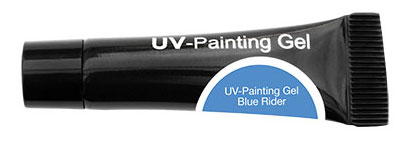 CND Гель-краска УФ / OH UV-Painting Gel Blue Rider 5мл хондроитин 5% 30г гель