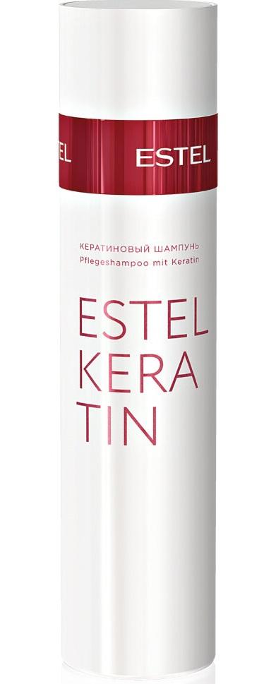 ESTEL PROFESSIONAL Шампунь кератиновый / KERATIN 250 мл