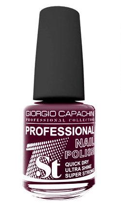 GIORGIO CAPACHINI 49 лак для ногтей горячий шоколад / 1-st Professional 16 мл.