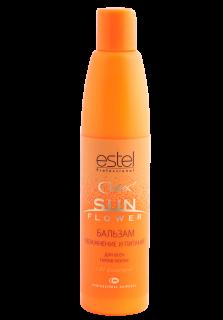 ESTEL PROFESSIONAL Бальзам увлажнение и питание с UV-фильтром / Curex Sunflower 250млБальзамы<br>Бальзам увлажнение и питание с UV-фильтром интенсивно увлажняет и питает волосы, хорошо кондиционирует, придает мягкость и эластичность. Содержит UV-фильтр, обеспечивающий защиту волос во время пребывания на солнце или в солярии. Хитозан восстанавливает гидробаланс пересушенных и ломких волос, способствует их регенерации. Пчелиный воск образует защитную микропленку, придает сияющий блеск и шелковистость. Защита от UV-лучей.&amp;nbsp;Интенсивное увлажнение.&amp;nbsp;Блеск и шелковистость. Активные ингредиенты: хитозан, пчелиный воск,&amp;nbsp;UV-фильтр.&amp;nbsp; Способ применения:&amp;nbsp;нанести на чистые влажные волосы, равномерно распределить по всей длине. Через несколько минут смыть водой.<br><br>Объем: 250мл