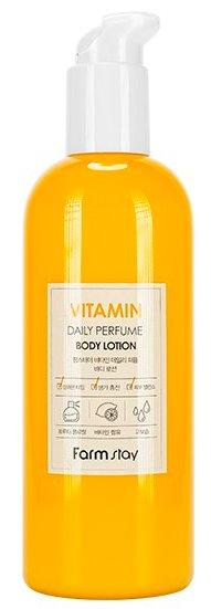 FARMSTAY Лосьон парфюмированный с витаминами для тела 330 мл