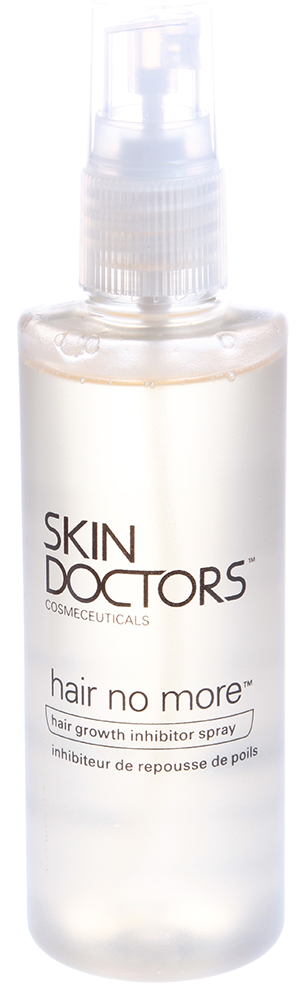 SKIN DOCTORS ������-����� ��� ���������� � �������������� ����� ����� / Hair No More Inhibitor Spray 120��