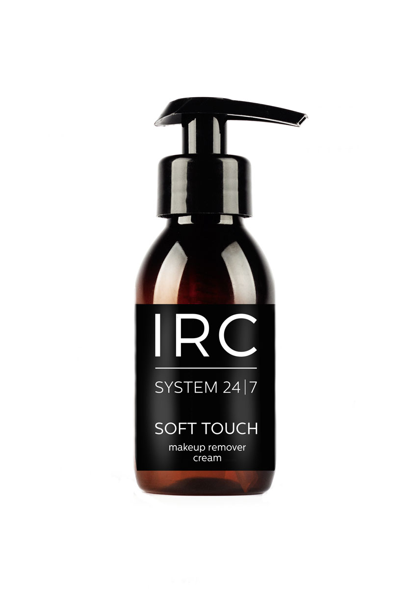 IRUSHKA RUS COSMETICS Крем мягкий гипоаллергенный для очищения лица / SOFT TOUCH makeup remover cream 125 мл
