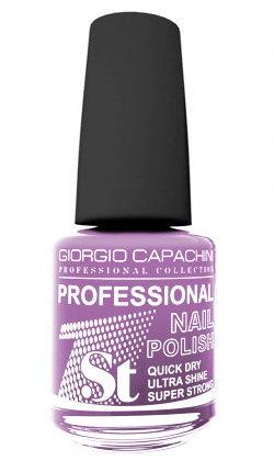 Купить GIORGIO CAPACHINI 31 лак для ногтей, нежный гиацинт / 1-st Professional 16 мл, Фиолетовые