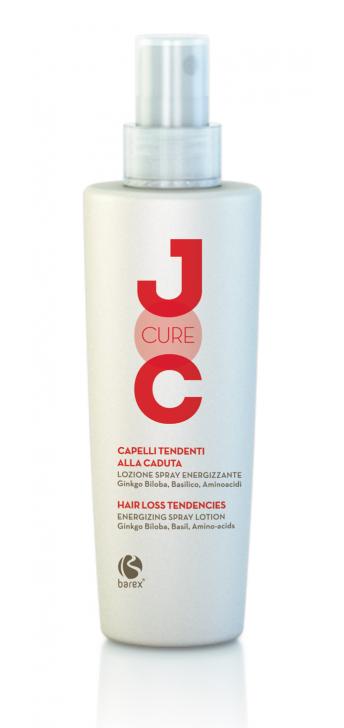BAREX Спрей-лосьон Анти-стресс с Гинко билоба, Базиликом и Аминокис / JOC CURE 150млЛосьоны<br>Рекомендуется для ухода за ослабленными, склонными к выпадению волосами, а также при наличии жирной кожи головы и перхоти. Защищает от загрязнения окружающей среды, от действия свободных радикалов, питает и насыщает волосы витаминами. Содержащиеся в нем растительные компоненты, такие как гинко билоба и базилик, оказывают освежающее, восстанавливающее кровообращение воздействие. Идеален для применения на этапе поддерживающего ухода как дополнение к специальному уходу. Активные ингредиенты: витамины В5 и В6. Витамин Н или Биотин. Серосодержащие аминокислоты: триптофан, метионин и цистеин. Экстракт базилика. Экстракт гинко билоба. Экстракт хвоща полевого. Экстракт розмарина. Ментол. Способ применения: распределить по коже волосистой части головы, осторожно массируя. Не смывать. Максимальный эффект достигается при ежедневном применении.<br><br>Объем: 100<br>Вид средства для волос: Восстанавливающий<br>Тип кожи головы: Жирная<br>Типы волос: Ослабленные