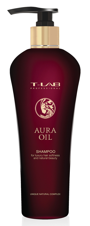 Купить T-LAB Professional Шампунь для сияния и гладкости волос / Aura Oil 750 мл