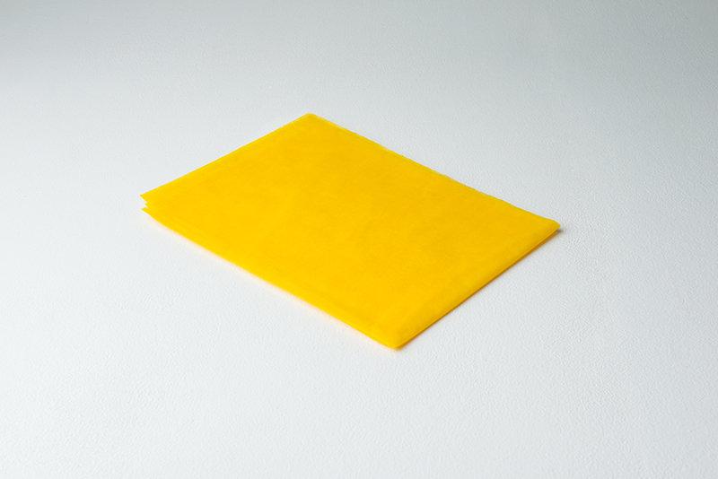 ЧИСТОВЬЕ Простыня спандбонд 200 х 70 см желтый 30 г/кв.м 10 шт/уп