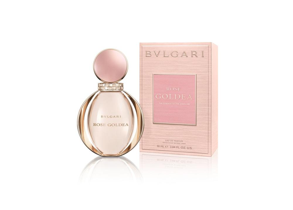 Купить BVLGARI Вода парфюмерная женская Bvlgari Rose Goldea 90 мл