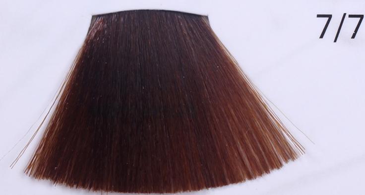 WELLA 7/7 блонд коричневый краска д/волос / Koleston Perfect Innosense 60мл