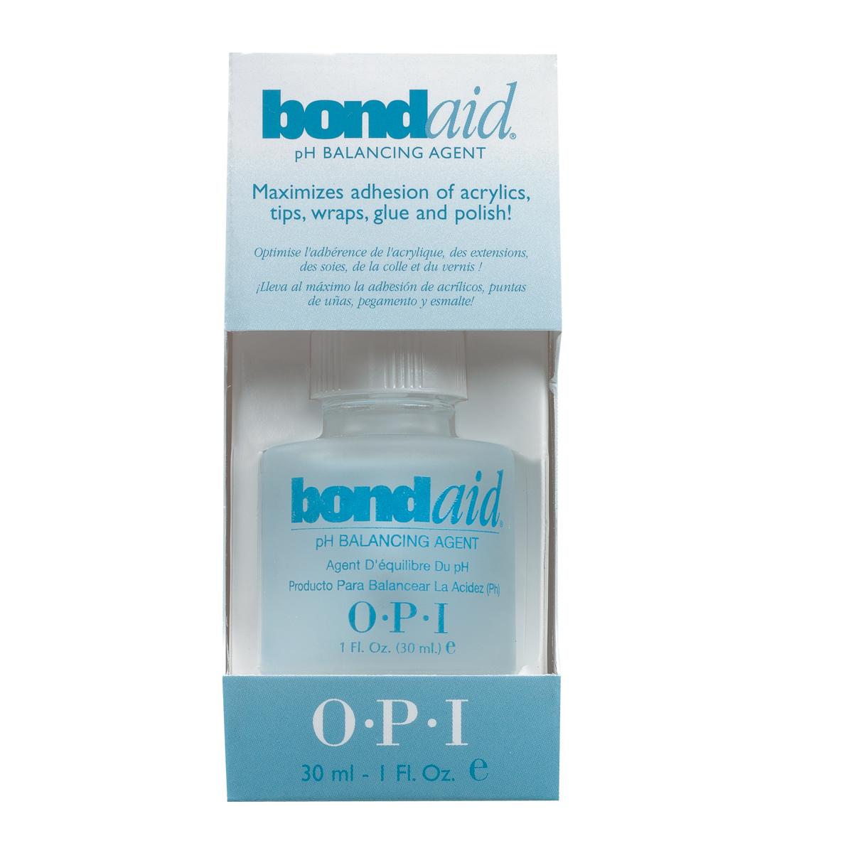 OPI Грунтовка-восстановитель ph баланса ногтя / Bond-Aid 30мл от Галерея Косметики