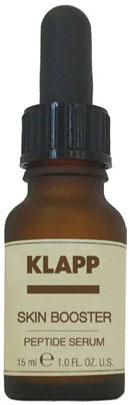 Купить KLAPP Сыворотка для лица Пептид / SKIN BOOSTER 15 мл
