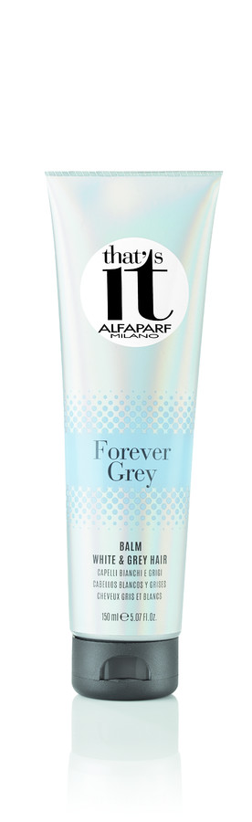 ALFAPARF MILANO Бальзам для светлых и седых волос / THATS IT FOREVER GREY BALM 150мл